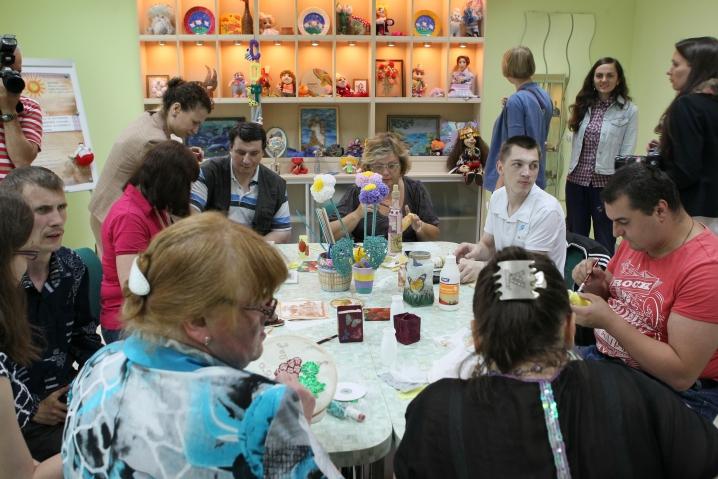 В Невском районе открылся Центр реабилитации инвалидов