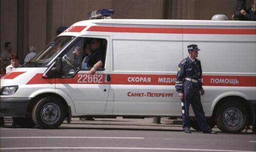 С криками «я — полицейский» петербуржец избивал врача