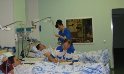 ФАС возбудила дело против правительства Петербурга из-за пациентов с инфарктом