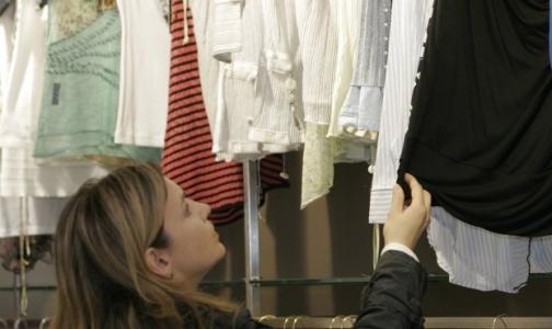 В новой одежде обнаружили опасные для здоровья химикаты