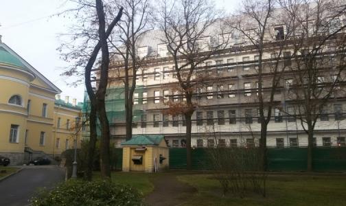 Новый корпус Мариинской больницы примет пациентов через два года