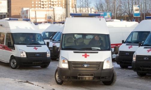 На обновление парка скорой помощи выделят более 3,5 млрд рублей