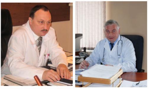 Вот такая вот рокировочка: в Петербурге два главных врача поменялись больницами