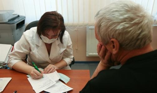 В Петербурге госпитализировали рекордное число пациентов с гриппом и ОРВИ