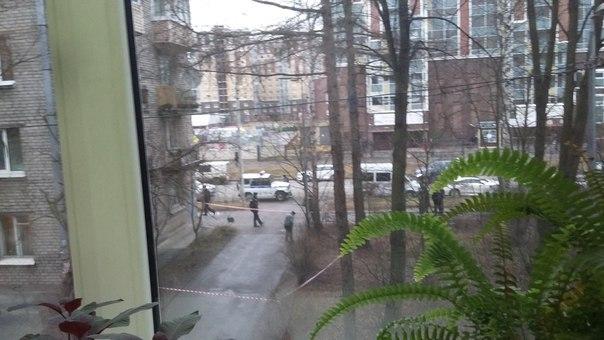 На улице Васенко стреляли во врача