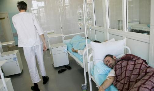 В петербургских больницах сократят еще 1 тысячу коек
