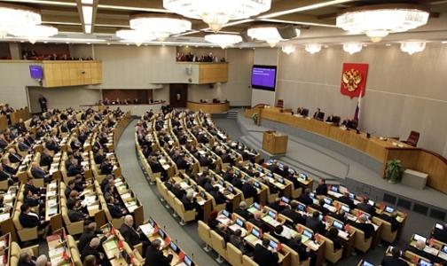 У половины обследованных депутатов Госдумы есть риск развития сосудистых болезней