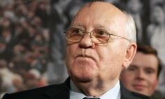 Горбачев пожертвует детской клинике в Петербурге £50 тысяч в память о жене