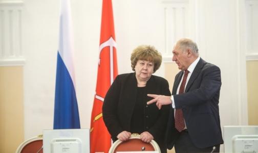 «Социальный» вице-губернатор Петербурга заработала за год более 2,5 млн