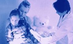 В России сократилось число коек в детских больницах
