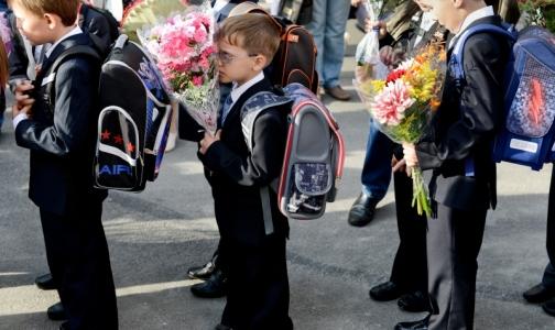 Российским родителям назовут марки безопасной школьной формы