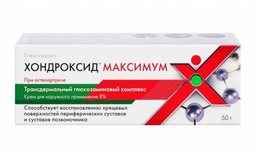 Из аптек изымают популярный хондропротектор
