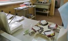 В петербургских больницах заканчиваются запасы второй группы крови