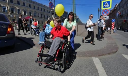 В Петербурге родители детей-инвалидов смогут получить «передышку»