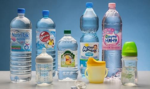 Детская питьевая вода из российcких магазинов оказалась небезопасной