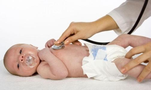 Врачи поликлиники на приеме спасли грудного ребенка с остановкой дыхания
