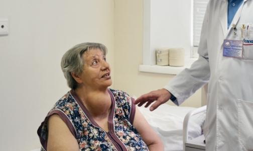 Россиянке удалили гигантскую щитовидную железу