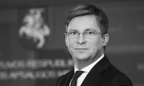 В Литве умер 34-летний министр здравоохранения