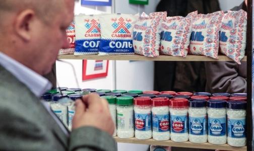 Всех россиян хотят накормить йодированной солью