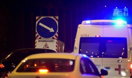 Петербургскую «Скорую» обвинили в 1,5-часовом опоздании к пострадавшим в ДТП