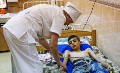 Тяжело больные сирийские дети пройдут лечение в петербургской ВМА