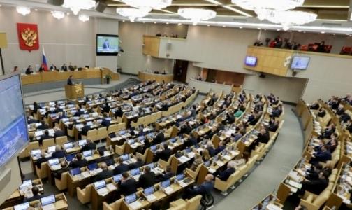В Госдуме просят разрешить депутатам и сенаторам совмещать политику и медицину