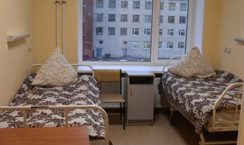 В Госпитале для ветеранов войн отремонтировали урологическое отделение
