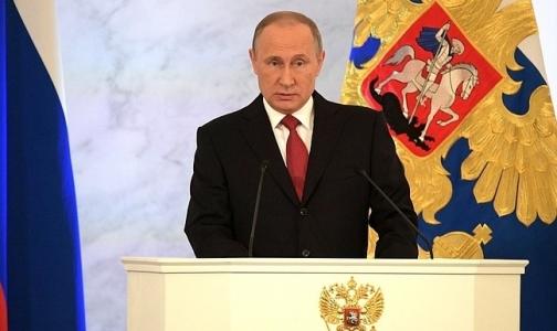 Путин пообещал подключить к скоростному интернету сельские больницы