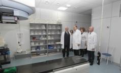 Онкоцентр в Песочном собирается лечить детей, строить поликлинику и общежитие