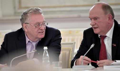 Владимир Жириновский: Мы травим наших людей, и никакой Минздрав их не вылечит