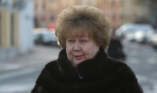 Ольга Казанская покидает пост вице-губернатора Петербурга