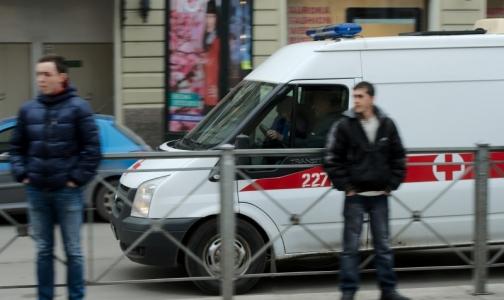 Драка с сотрудниками «Скорой» закончилась для петербуржцев уголовным делом