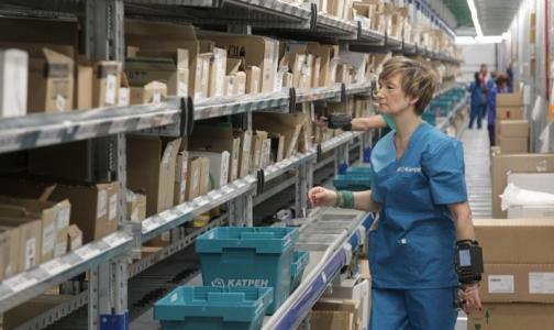 В Петербурге открыли автоматизированный склад лекарств для аптек Северо-Запада