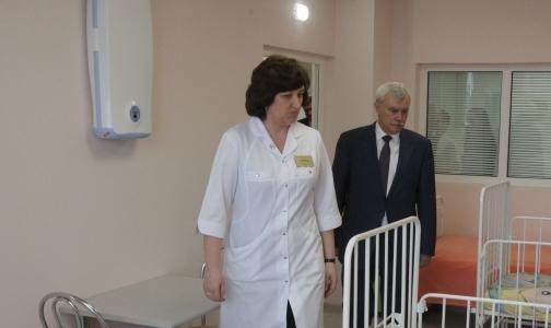 Детской больнице №5 вернули главного врача