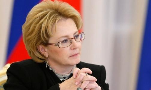 Веронику Скворцову наградили за спасение женщины на борту самолета