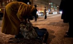В Петербурге назвали среднесуточное число травм от гололеда