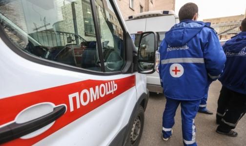 Почти половина ДТП со «Скорой» в Петербурге происходит во дворах
