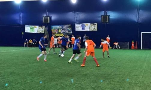 Петербургские врачи открыли футбольный сезон