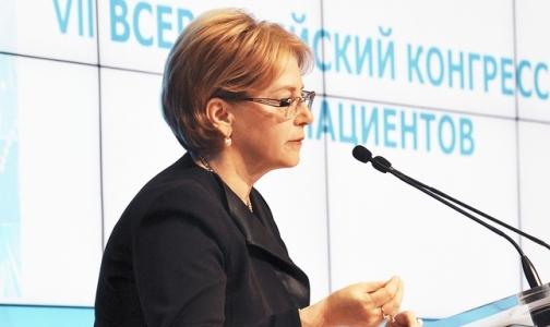 Вероника Скворцова станет председателем 70-й Ассамблеи ВОЗ