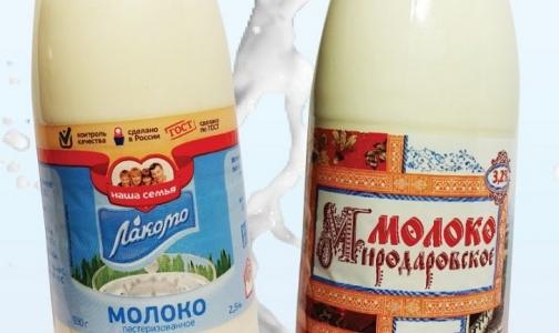 В магазинах Петербурга снова нашли фальсифицированное молоко