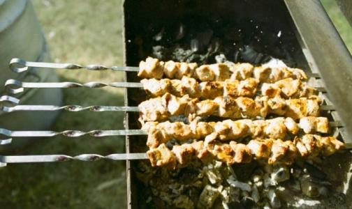 Любителям пикников напомнили, как приготовить безопасный шашлык