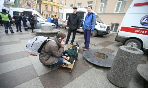 Городская станция «Скорой» благодарит петербуржцев за помощь врачам после теракта