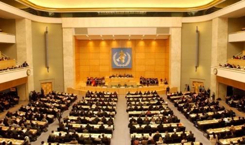 Россия впервые возглавила сессию Всемирной ассамблеи здравоохранения