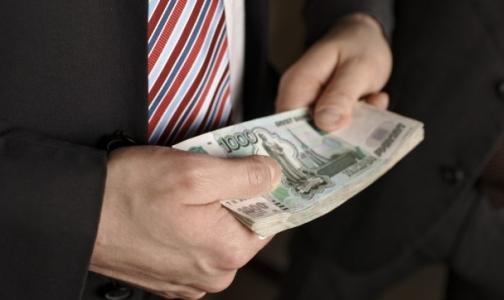 В Петербурге за получение взяток главврача клиники наказали штрафом в 3 млн рублей