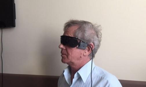 Российские врачи впервые установили пациенту бионический глаз