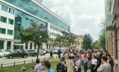 БЦ «Сенатор» в Петербурге эвакуировали из-за угроз обиженного врача