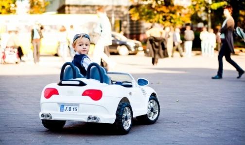 В этом году петербургские дети стали чаще гибнуть на дорогах