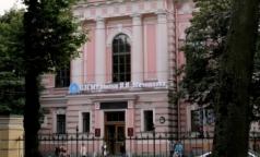 В университете им. Мечникова ждут выборов ректора