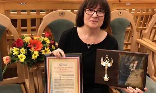 Защищающая Центр им. Алмазова от инфекций врач стала лучшим эпидемиологом России
