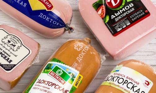 «Росконтроль» нашел нарушения ГОСТа у двух производителей колбасы «Докторская»